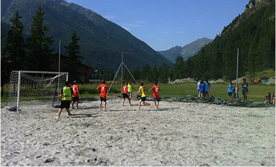 Beach Soccer & Volley